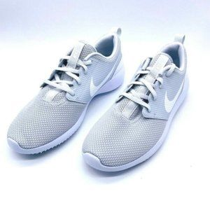 Nike Roshe Golf AA1837-002 Mens Low Top Gray Shoes